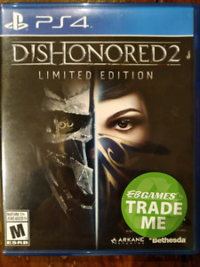Ps4; Dishonored 2