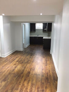 Brand new 1BR basement for rent in queen & chinguacousy brampton