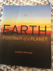 Earth: Portrait of a Planet (DAL ERTH 1080/1090 Textbook)