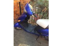 50cc moped for repair or spare
