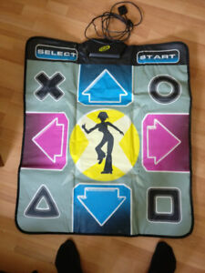 Dance Dance Revolution Dance Mats (PS1/PS2, Wii and Xbox)
