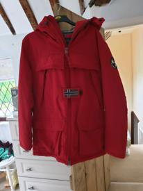 Napapijri Antarctic Research Program Jacket