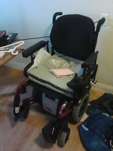 tdx sp power chair