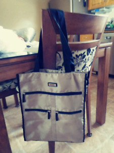 Roots Purse And Roots Bag In Immaculate Condition