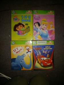 Leap frog learning books