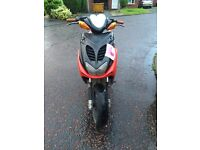 VERY CHEAP 50cc Yamaha Aerox FOR SALE (Brand New Piston/Headgasket!). ((CASH ONLY))