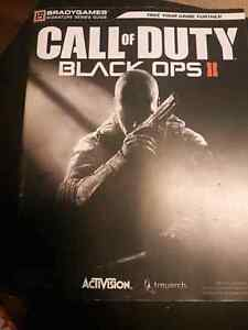 Call of Duty Black Ops 2 - Guide -  310page book London Ontario image 1