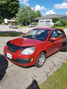 Trade for  big GAS scooter   2008 Kia Rio 5 HatchbackG