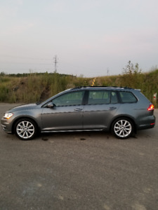 2018 VW Golf 1.8T 4Motion Sportwagen