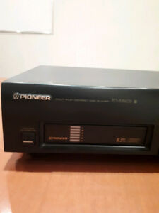 Pioneer PD-M403 6 CD Deck