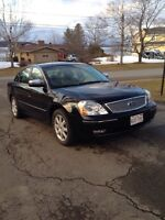 2005 Ford 500 low km leather