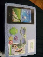 """Acer Iconia One 7 8gb 7"""" Tablet OBO"""