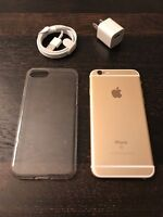 iPhone 6S Gold 64GB unlocked Mint Condition