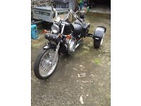 Suzuki 750 cc trike