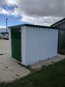 industrial grade sheds,  with flexible financing.