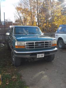 1996 Ford F-150 XLT Pickup Truck