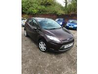 2009 Ford Fiesta 1.25 ( 82ps ) Style + lovely colour+nice miles