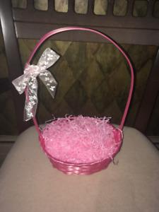 Paniers de Pâques / Easter Baskets
