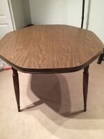 Elegant Dinette/Dining table