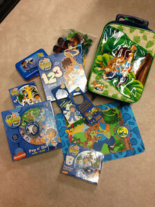 Go Diego, Go!  Collection of toys and games