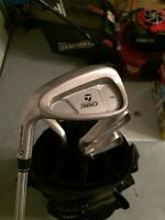 Left handed Gaucher Taylormade irons 360