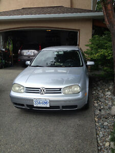 2001 Volkswagen Golf  2.0 Coupe (2 door)