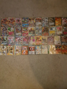 7000 cards Huge lot of Pokemon cards. Over 100 ex gx