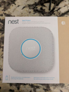 NEST Protect Wi-Fi Smoke & CO NEW Battery Operated