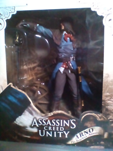 Assassins Creed Unity figure new in box