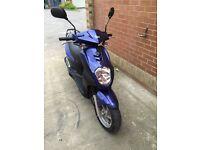 50cc sym symply scooter