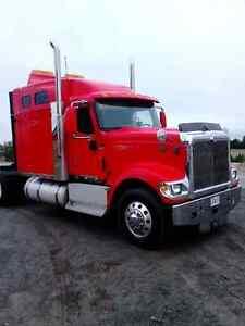 Internationale 9900i , Camion
