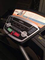 Free treadmill