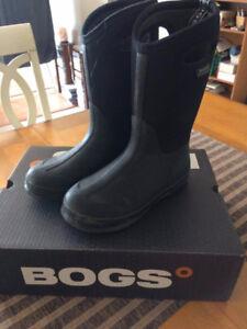bottes d'hiver BOGS