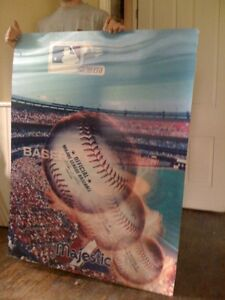 Baseball Champ 3D picture poster HUGE Moving lenticular London Ontario image 1