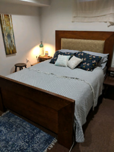 Queen Bed Frame for Sale!