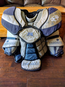 Boddam Lacrosse Goalie Chest Protector
