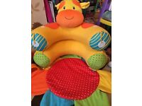 Early learning centre giraffe Sit Me Up