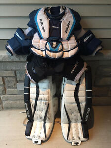 Atom AAA-Level Goalie Equipment