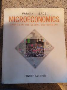 Microeconomics - Parkin Bade 8th Ed