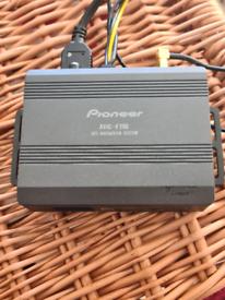 PIONEER AVIC-260 GPS NAVIGATION SYSTEM