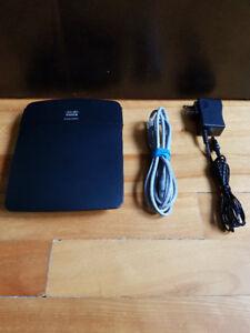 Router Wifi Linksys Avec DDWRT