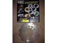 EBC Front Brake Disc New VR903