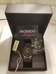 Movado Safiro 0605803 Men's Watch 38mm