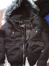 Supply & demand fur coat medium