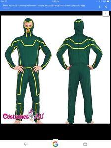 Kickass costume