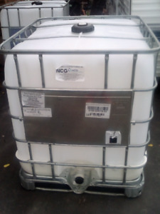 1000 liter water fluids tanks