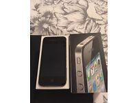 iPhone 4 - 16gb BLACK