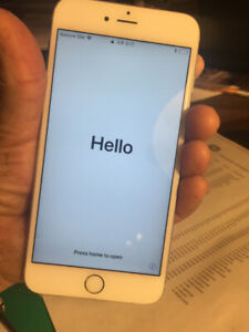 cellu laire iphone 6 s plus 128 gigs