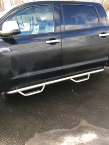 N-Fab SS Side Steps For Toyota Tundra Crew Cab