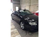 2003 SAAB CONVERTIBLE FACE LIFT MODLE !! NEWRY!!